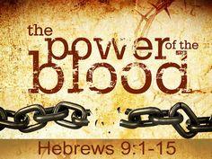 Wonderful powerful blood of Jesus!!!!