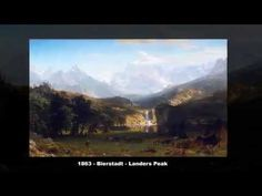 Famous Landscape Painting Masterpieces by Famous Artists and Painters of History - YouTube