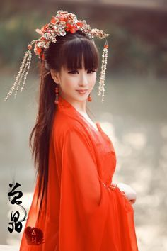 Traditional chinese hanfu (汉服)