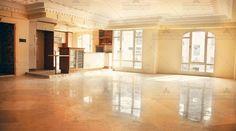 فضای پذیرایی International Real Estate, Mansions, Living Room, House Styles, Home Decor, Decoration Home, Manor Houses, Room Decor, Villas