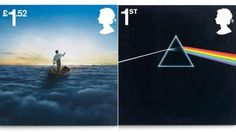 Pink Floyd stamps
