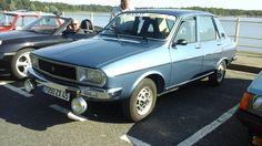 Renault 12 (Argent sur Sauldre)