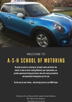 ASH School of Motoring is dedicated to the training of all our pupils to the highest standard of driver and road safety whether you are a complete novice, test failure, nervous driver or you are at advanced level. Driving Instructor, Training Plan, Ash, Safety, How To Plan, School, Gray, Security Guard, Schools