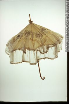 Parasol About 1900 Source