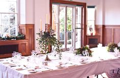 A stunning Georgian townhouse situated in the beautiful town of Lewes East Sussex, Pelham House is the perfect venue for any function. Luxury Wedding Venues, East Sussex, Staycation, Perfect Place, Wedding Flowers, Table Settings, Table Decorations, Elegant, Stylish