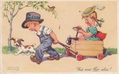 Thomas Henry postcard