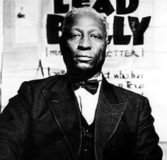 Huddie Ledbetter, better known as Lead Belly.  Another Rock n' Roll Hall of Famer from the area (Mooringsport)