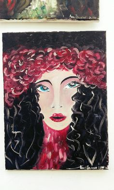 Oil Paintings, Female, Art, Art Background, Kunst, Oil On Canvas, Performing Arts, Art Oil, Art Education Resources