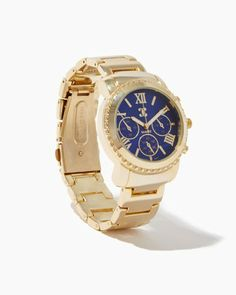 Frozen in Time Chronograph Watch   Jewelry   charming charlie