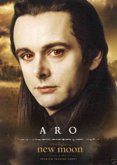 Our Future Characters: Aro Twilight Film, Twilight Saga New Moon, Twilight Quotes, Twilight Saga Series, Twilight Cast, Twilight Pictures, Aro Volturi, The Cullen, Michael Sheen