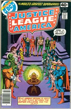 "Justice League of America #168.  This is the issue that would influence the ""Identity Crisis"" story many years down the road."
