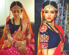 Image result for lehenga gauri in dil bole oberoi