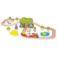 COMING SOON - Farm Train Set