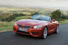 Fotos des neuen BMW Z4 Roadster.