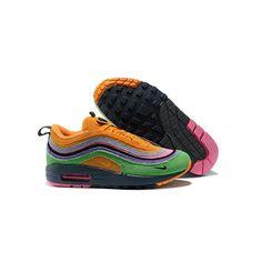 e5f4714ef7 Nike Air Max 97 X Sean Wotherspoon Sean Wotherspoon, Air Max 97, Nike Air. La  La Shoeland
