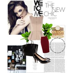 """""""The new chic"""" by nikolett-kiss on Polyvore You are find the brands and the prices on Polyvore."""