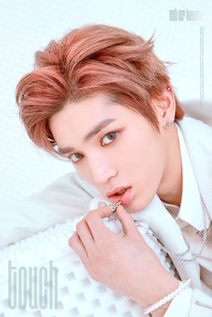 """nct127 comeback """"touch"""" teaser pics -Taeyong-"""