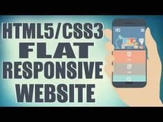 HTML5/CSS3 Flat Responsive Website - Start To Finish Web Design Tutorial -  Low cost web design services! Outsource  now! Check our PRICING! #webdesign #website #freetools #onlinemarketing #seo ➢ STARTER FILES: ➢ PURCHASE TEMPLATE:  ➢ SUSCRIBE: ➢ SURVEY:  ➢ FACEBOOK: ➢ TWITTER: ➢ INSTAGRAM:  In this video we'll learn how to design a responsive HTML5 and CSS3... - #WebDesignTips