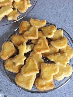Buttergebäck / Butterplätzchen nach Oma Ida von katinka66 auf www.rezeptwelt.de, der Thermomix ® Community