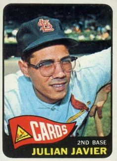 1965 Topps Julian Javier Baseball Card for sale online St Louis Baseball, St Louis Cardinals Baseball, Baseball Star, Stl Cardinals, Better Baseball, Baseball Photos, Baseball Players, Baseball Card Values, Baseball Cards For Sale