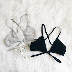- Details - Size - Shipping - • 88% Nylon 12% Spandex • Floral lace bralette with under-strap and cross-back. Straps are adjustable. • Hand Wash • Line dry • Imported • S Fit: 32A, 32C, 34A, 34B • M F