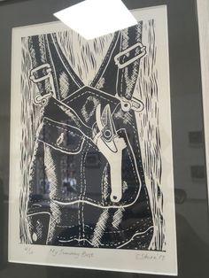 My Sunday Best Linocut Prints, Sunday, Art, Art Background, Kunst, Gcse Art, Art Education Resources, Artworks