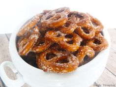 ... salty sweet. Make for an easy to make and tasty afternoon snack! More