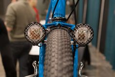 After spending the weekend at the North American Handmade Bicycle Show, our tech…