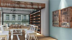 Διακοσμητές-wine-bar-design-2 diakosmisi cafe bar - Διακοσμητές - wine bar design