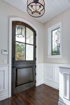 custom Dutch door! Cape Cod California Beach House, Corona del Mar