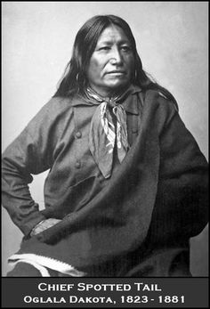 "Spotted Tail was taunted by Crow Dog, ""you are chief not by the will of the tribe, but by the white soldiers. I've got a bullet for you if you disgrace your position."" Crazy Horse went to Spotted Tail and rebuked him for signing away their freedom. He then came under suspicion for conspiring in the death of Crazy Horse. Spotted Tail made off with another man's wife. This sealed his fate. On the eve of a trip to Washington, Crow Dog kept his promise. He shot him. Even so, he was a great…"