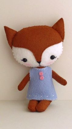 Pocket fox pdf pattern