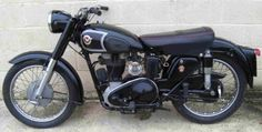 1955 MATCHLESS G3LS 350cc Motorcycle