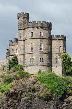 *Governor's House, Old Calton Jail, Edinburgh.
