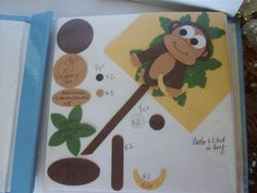 Punched Monkey 6x6 Tutorial