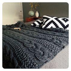 ASPEN Blanket Pattern by GoGirl Knitting por GoGirlKnitting en Etsy, $5.50