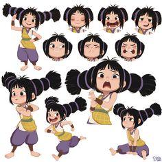Art reference female poses animation 63 ideas for 2019 Kid Character, Female Character Design, Character Drawing, Character Design Inspiration, Character Concept, Concept Art, Character Sketches, Character Sheet, Cartoon Cartoon