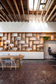 The Mill - San Francisco by Boor Bridges Architecture photo courtesy of  Victor Goods Photography
