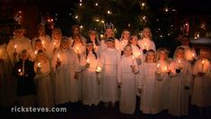 Rick travels to Drøbak, Norway's self-proclaimed capital of Christmas, for Santa Lucia Day, and enjoys a Norwegian Girls' Choir concert in Oslo.