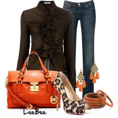 I'm Thinking of Fall again, created by leebee11 on Polyvore