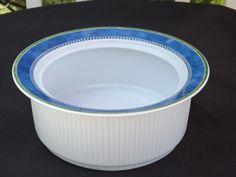 Dansk Bistro Kobenhavn 2 Qt. Casserole Dish Blue Band | Pottery & Glass, Pottery & China, China & Dinnerware | eBay!