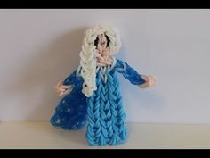 Rainbow Loom Disney Frozen Charms Collection! - YouTube