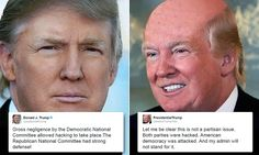 If Donald Trump actually tweeted in a 'presidential way'...