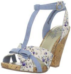 Amazon.com: Seychelles Women's Knee Jerk Reaction T-Strap Sandal: Shoes $43