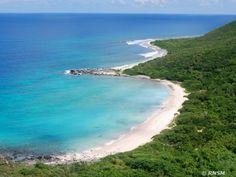 Plage Petites Cayes | Réserve Nationale Naturelle de Saint-Martin
