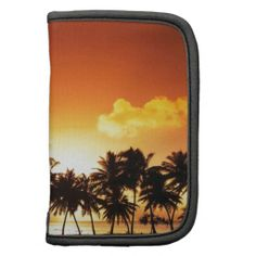 Sunset on the Beach With Coconut Tree Planner Discount Dealstoday easy to Shops & Purchase Online - transferred directly secure and trusted checkout...