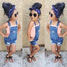 Fashion kids girl outfits little diva Ideas Little Girl Outfits, Little Girl Fashion, Toddler Fashion, Toddler Outfits, Kids Fashion, Little Girl Style, Cute Kids Outfits, Fashion Clothes, Fashion Fashion