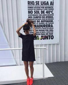 """rio de janeiro, carioca. on Instagram  """"Por aqui as olimpiadas já começaram!  🏅🏆 Hoje toco na inauguração da pop up da Nike aqui no Boulevard Olímpico. db70dd197e"""