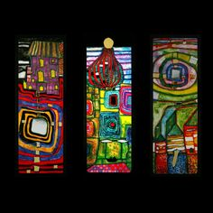 Marques pages Hundertwasser,