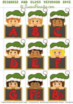 Reindeer and Elves Keyboard Race Game - Susan Paradis Piano Teaching Resources Piano Games, Music Games, Piano Lessons, Music Lessons, Piano Teaching, Teaching Kids, Keyboard Lessons, Playing Piano, Rhythm And Blues